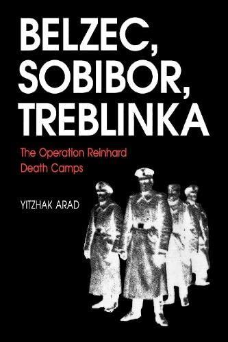 9780253113696: Belzec, Sobibor, Treblinka