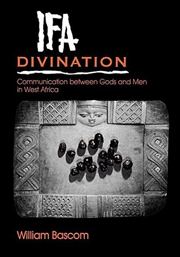 9780253114655: Ifa Divination: Communication Between Gods and Men in West Africa