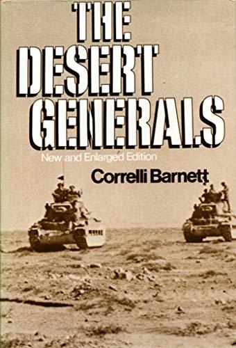 9780253116000: The Desert Generals
