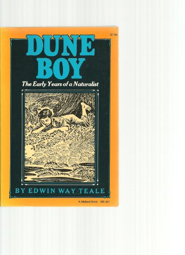 9780253118608: Dune Boy: The Early Years of a Naturalist