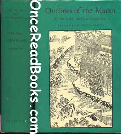 9780253125743: Outlaws of the Marsh