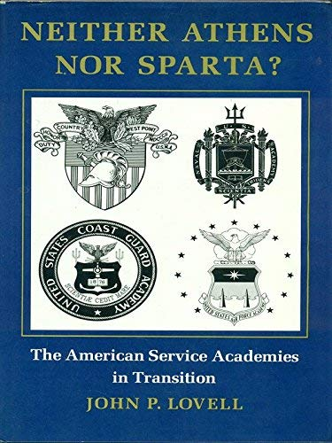Neither Athens nor Sparta? : The American: John P. Lovell