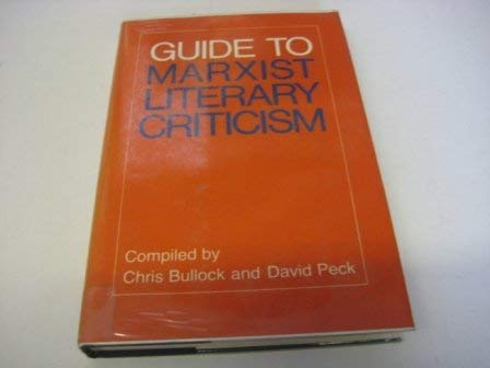 9780253131447: Guide to Marxist Literary Criticism