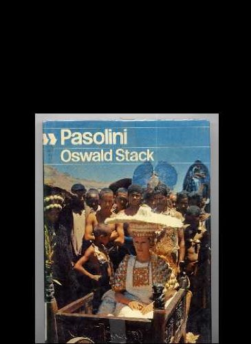 9780253161307: Pasolini on Pasolini;: Interviews with Oswald Stack (Cinema one, 11)
