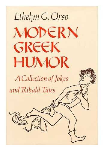 9780253163363: Modern Greek Humor: A Collection of Jokes and Ribald Tales