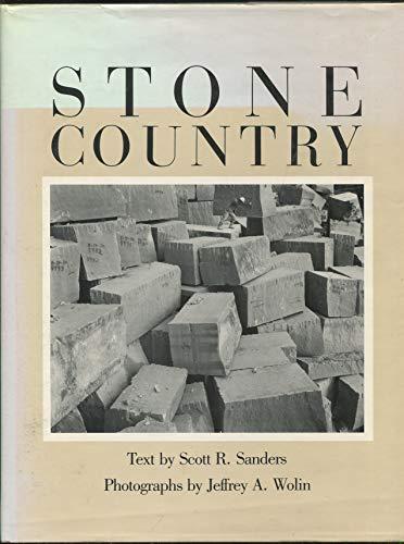 Stone Country: Sanders, Scott; Wolin, Jeffrey