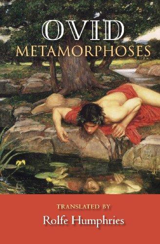 Metamorphoses (Paperback): Rolfe Humphries, Ovid
