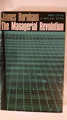 The managerial revolution: Burnham, James
