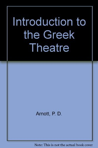 9780253200426: Introduction to the Greek Theatre