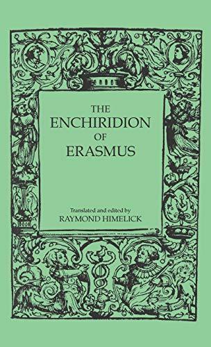 9780253200525: The Enchiridion of Erasmus
