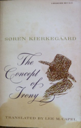 9780253201119: The Concept of Irony (A Midland book)