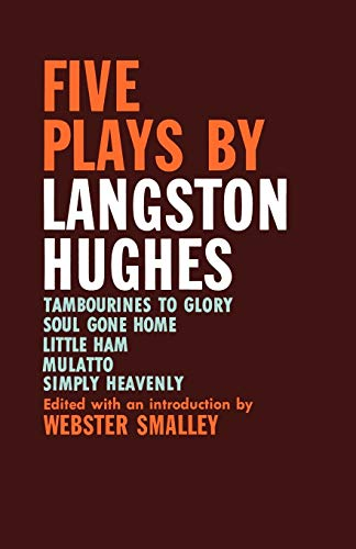 9780253201218: Five Plays by Langston Hughes (Midland Books)
