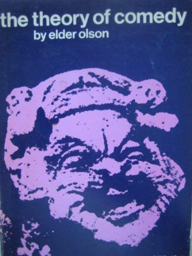 9780253201393: Theory of Comedy (A Midland Book)