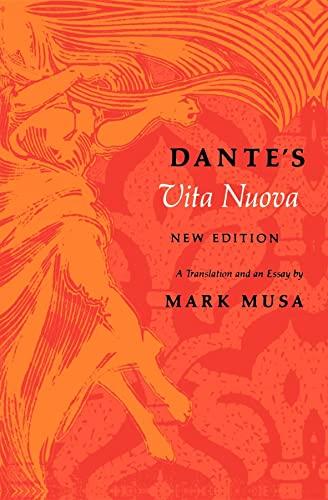 9780253201621: Dante's Vita Nuova