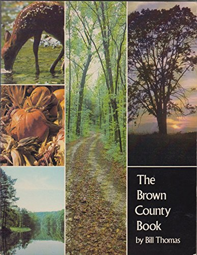 9780253202697: Brown County Book (Midland Books: No. 269)