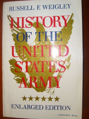 9780253203236: History of the United States Army