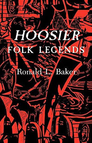 9780253203342: Hoosier Folk Legends (Midland Book)