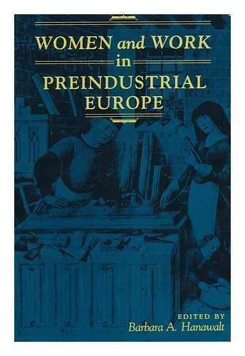 9780253203670: Women and Work in Preindustrial Europe (A Midland Book)
