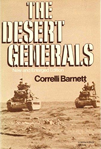 9780253203793: Title: The Desert Generals