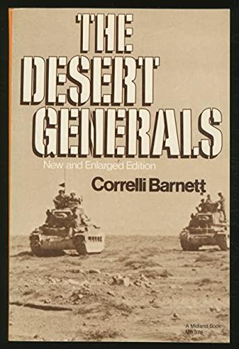 9780253203793: The Desert Generals