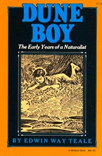 9780253204219: Dune Boy: The Early Years of a Naturalist