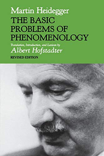 9780253204783: The Basic Problems of Phenomenology (Studies in Phenomenology and Existential Philosophy)