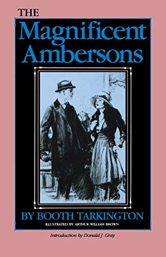 9780253205469: The Magnificent Ambersons (Library of Indiana Classics)