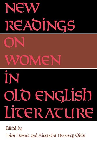 9780253205476: New Readings on Women in Old English Literature (A Midland Book)