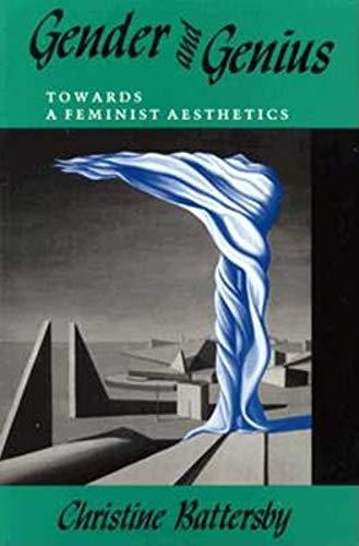 9780253205780: Gender and Genius: Towards a Feminist Aesthetics