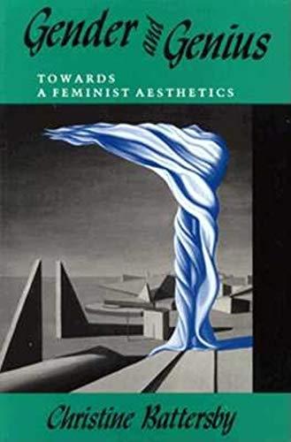 9780253205780: Gender and Genius: Towards a Feminist Aesthetics
