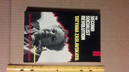 9780253206145: The Second Socialist Revolution: An Alternative Soviet Strategy (Second World)