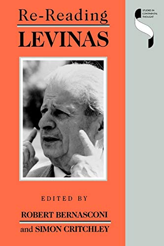 9780253206244: Re-reading Levinas (Studies in Continental Thought)