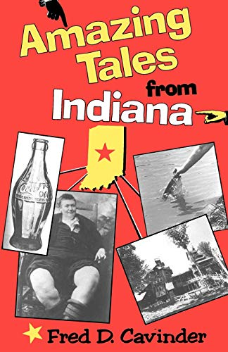 9780253206589: Amazing Tales from Indiana (Midland Book)