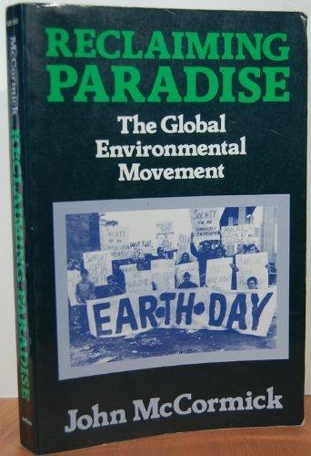 9780253206602: Reclaiming Paradise : The Global Environmental Movement