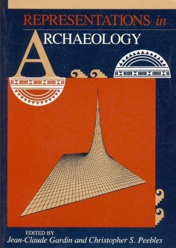 Representations in Archaeology (A Midland Book): Gardin, J-C.