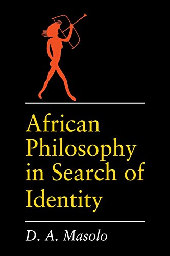 9780253207753: African Philosophy in Search of Identity (African Systems of Thought)