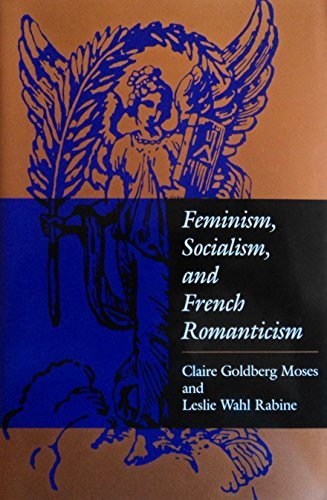 Feminism, Socialism, and French Romanticism