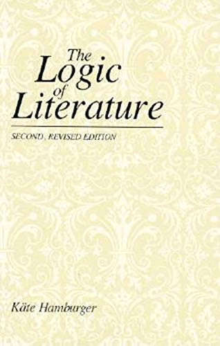 9780253208286: The Logic of Literature