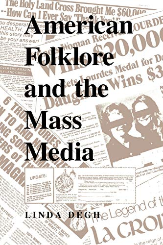 American Folklore and the Mass Media