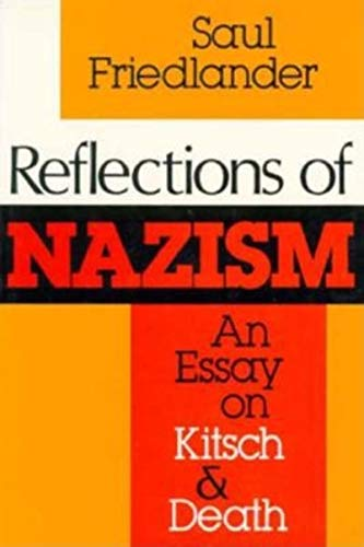 9780253208460: Reflections of Nazism: An Essay on Kitsch and Death (Midland Book)