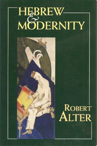 9780253208569: Hebrew and Modernity,