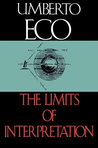 The Limits of Interpretation (Advances in Semiotics) (0253208696) by Eco, Umberto