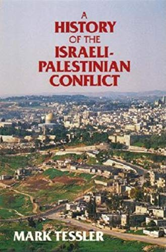 9780253208736: A History of the Israeli-Palestinian Conflict