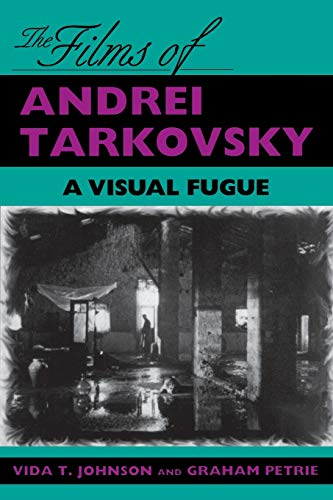 9780253208873: Films of Andrei Tarkovsky: A Visual Fugue