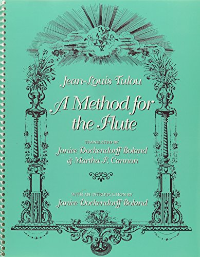 9780253209191: Method for the Flute