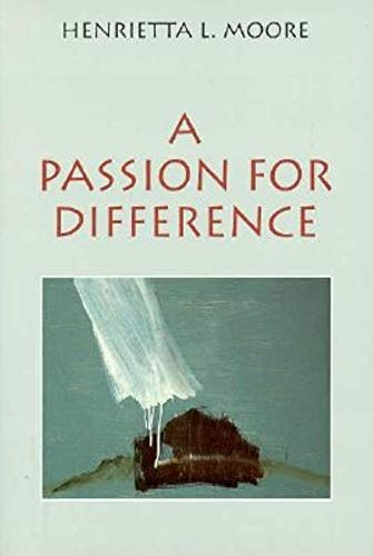 9780253209511: A Passion for Difference