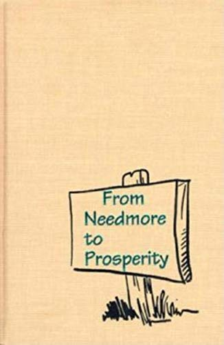 9780253209559: From Needmore to Prosperity: Hoosier Place Names in Folklore and History (Indiana)