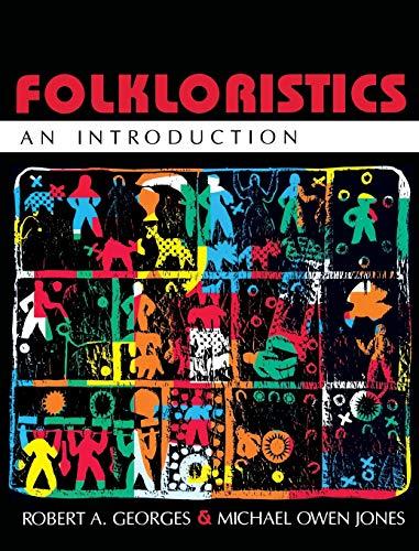 9780253209948: Folkloristics: An Introduction