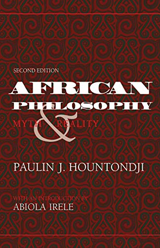 9780253210968: African Philosophy, Second Edition: Myth and Reality (African Systems of Thought)