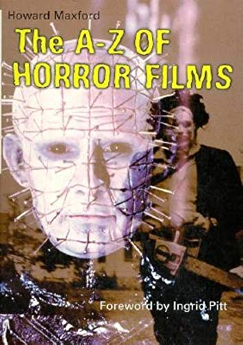 9780253211071: The A-Z of Horror Films